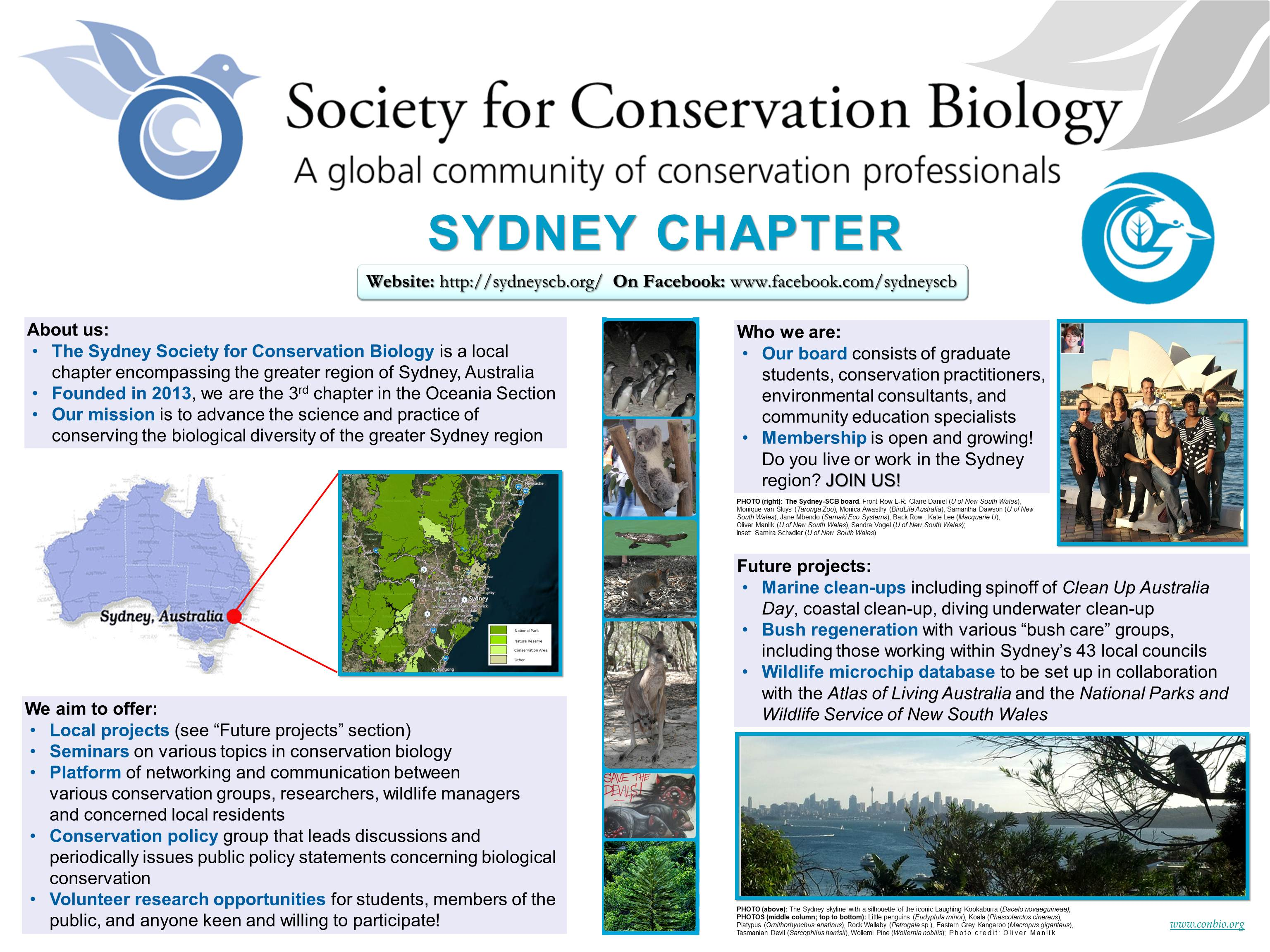 Sydney SCB Chapter Poster Final