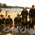 Excursion and Coastal Cleanup 21/9/2013